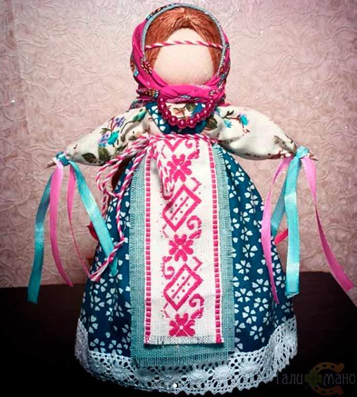 Значение куклы Желанницы